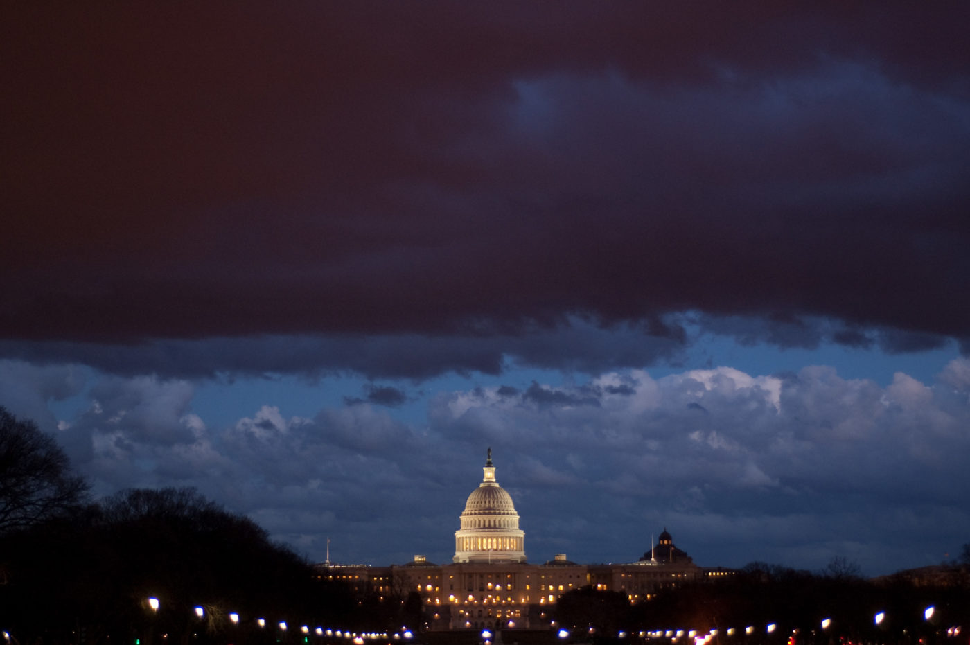 What Happens If It Rains During DC's Fourth of July Fireworks?