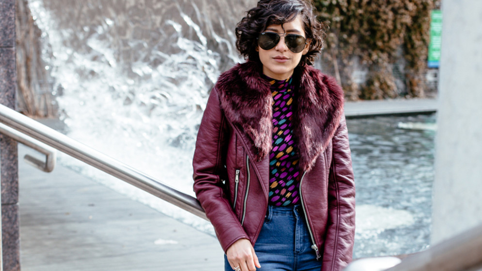 For Valentine's Day, Even DC Fashion Bloggers Know It's All About Being Comfy and Cozy